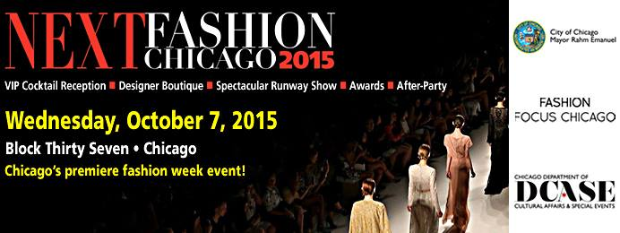 NEXT Fashion Chicago 2015